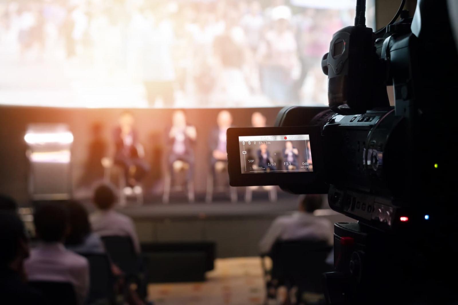 Professionelles Audio Video